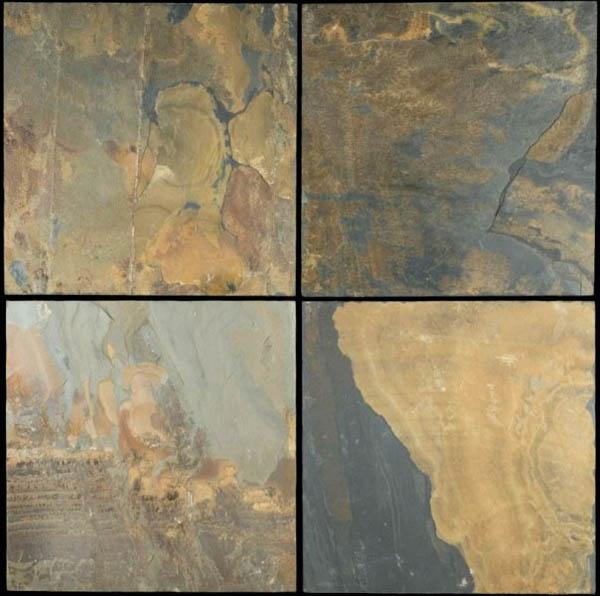 California Gold Slate 12 X 16